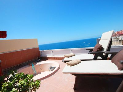 Photo for Lovely house with amazing seaviews