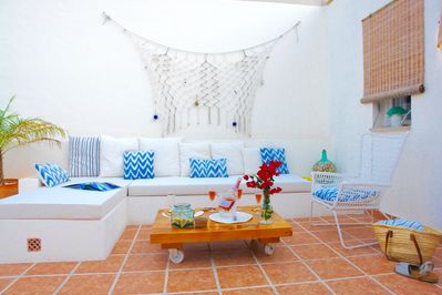 Private Chill out Terrace