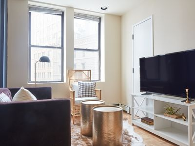 Photo for Sonder | Milk Street | Warm 2BR + Kitchen