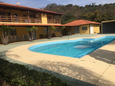 Photo for 3BR Country House / Chateau Vacation Rental in SANTA LUZIA, MINAS GERAIS