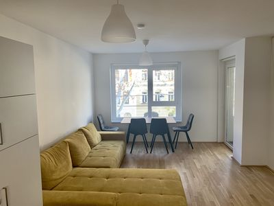 Photo for Central luxury apartment close to Prater / Messe / WU