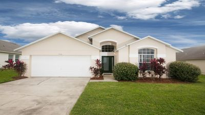 Photo for Budget Getaway - Rolling Hills Estates - Welcome To Contemporary 4 Beds 3 Baths  Pool Villa - 3 Miles To Disney