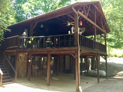 Photo for Rustic Roost - A Spectacular Bed & Breakfast - 2 bedrooms, sleeps 4