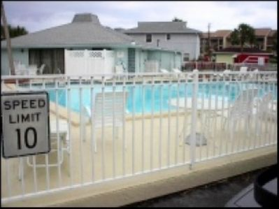 Surf Crest Village community pool