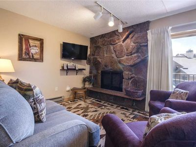 Photo for SM323 by Mountain Resorts ~ Updated Condo with Hot Tub Onsite~Walk to Hiking/Biking