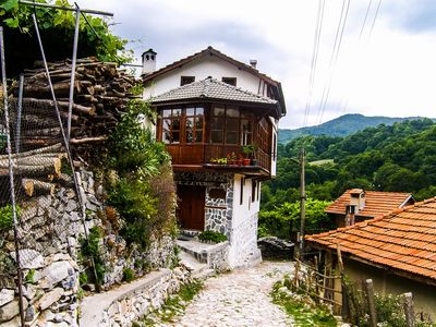 Photo for Traditional Villa Amidst Majestic Mountains