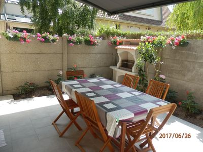 "Photo for Le Crotoy rents House / Cottage 40 m from the beach ""La Rose des Sables"" - 80"