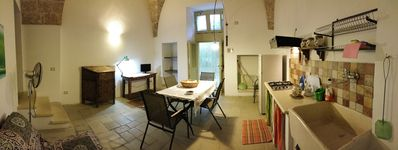 Photo for Lodge Levante 4p with kitchen, in Masseria with shared swimming pool in Salento