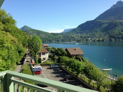Photo for 1BR Apartment Vacation Rental in Duingt