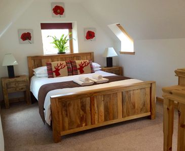 Photo for Contemporary one bedroom cabin with superfast WiFi