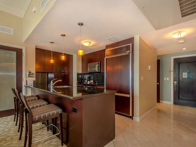 Photo for Fontainebleau  Hotel Ocean View Suite w. all the Comforts of home. No resort fee