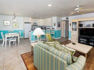Photo for Unit K7: 2 BR / 2 BA partial gulf view in Sanibel, Sleeps 6