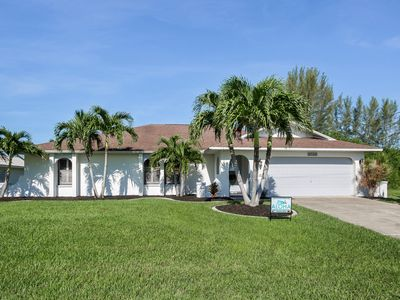 Photo for Waterfront Home with heated Pool and Spa, Gulf access, boats dock, kayak