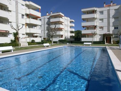 Photo for Pescadors Apartment - Swimming Pool and Garden