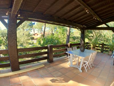 Photo for 5BR Villa Vacation Rental in pyla, gironde