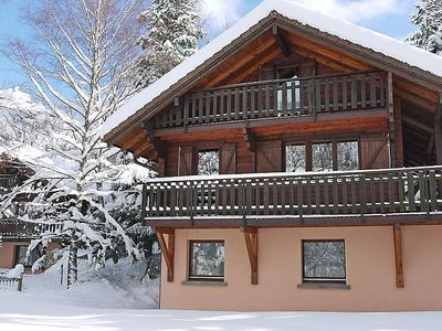 Photo for Vacation home Chalets Fleurance  in La Bresse, Lorraine - Vosges - 8 persons, 3 bedrooms