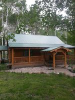 Photo for 2BR Cabin Vacation Rental in Battlement Mesa, Colorado