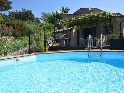 Photo for A beautiful, completely renovated village house with private swimming pool