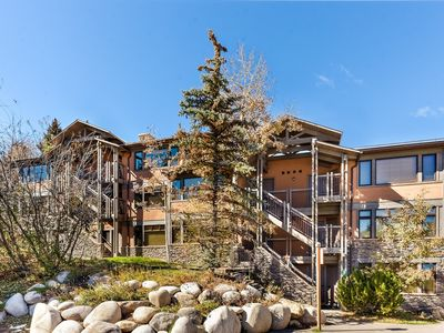 Photo for Ski in/out 2 bd/2ba Condo - great location just above the Snowmass Mall