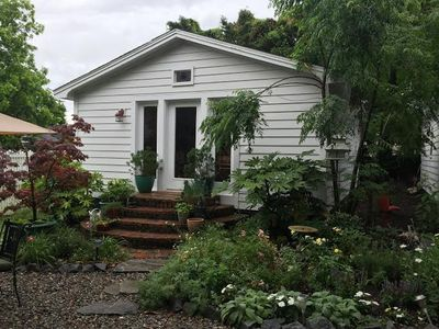 Photo for Darling Pet - Friendly Cottage Nestled In Our Garden!