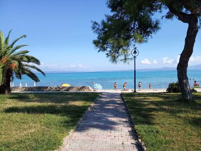 Photo for 1BR Apartment Vacation Rental in Chanioti