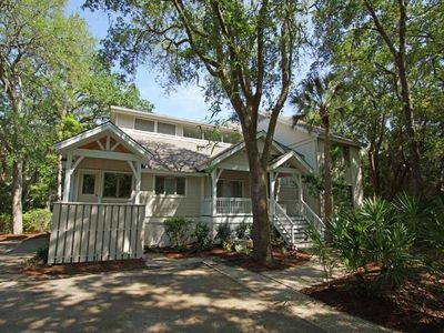 Photo for Charming home located in Palmetto Dunes