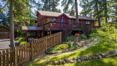 Photo for Whitefish Cabin In The Pines