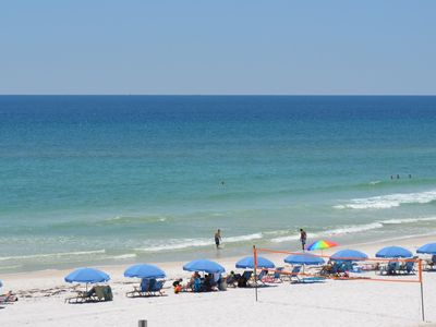 """Photo for """"Sea Oats Unit 412"""" Gorgeous Condo with Partial Gulf Views!!"""