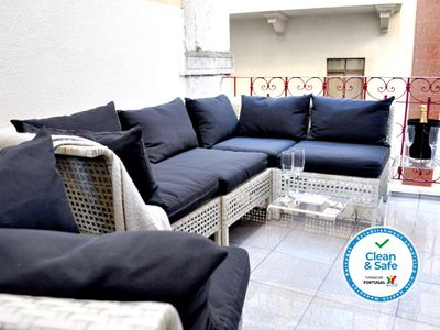 Photo for Brand NEW DESIGN 2 bedroom apartment in the heart of Lisbon