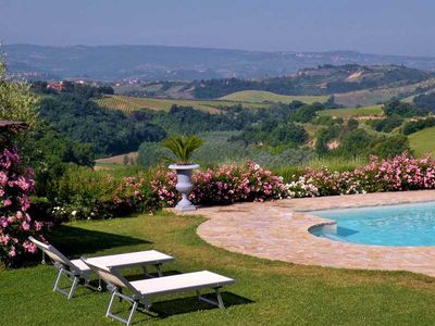 Photo for CHARMING VILLA near Fiano with Pool & Wifi. **Up to $-131 USD off - limited time** We respond 24/7