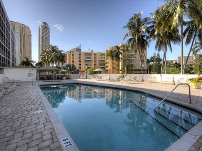 Photo for Le Frontenac 605 - Condo 4 people, Sunny Isles