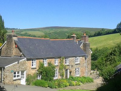 Photo for LOWER COWLEY FARMHOUSE, pet friendly in Parracombe, Ref 975958