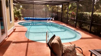 Photo for Caloosahatchee River District/fort Myers Real Florida Living With Pool And Rooms