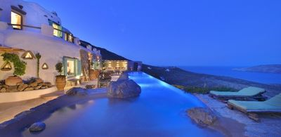 Photo for Luxury Villa Drakothea with Amazing View