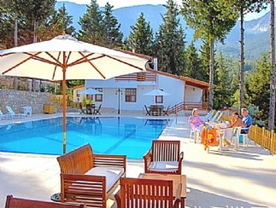 Photo for 2BR Villa Vacation Rental in Antalya, Beycik Village Kemer