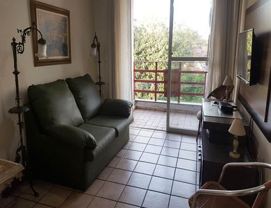 Photo for Apartment 2 bedr. 6 people, balcony w / barbecue in the center of the beach !!