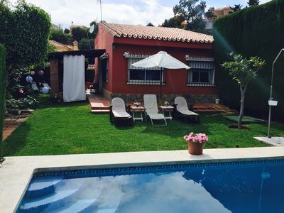 Photo for Villa with private pool and garden