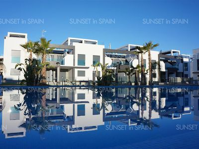 Photo for Apartment, ground floor or penthouse in Oasis Beach La Zenia - 4 p