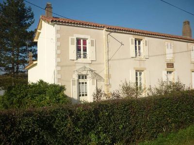 Photo for Puy De Serre:House for 6 near MERVENT