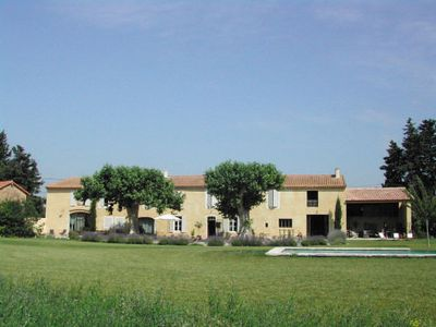 Photo for Gorgeous Authentic 17th Post Relay Property in Provence -
