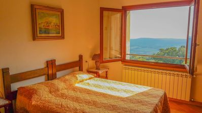Photo for Three-room apartment with terrace and wonderful view
