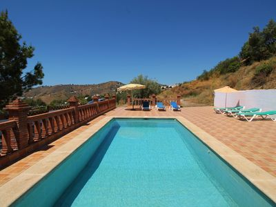 Photo for 1075 Villa Rosa - Villa for 6 people in Frigiliana