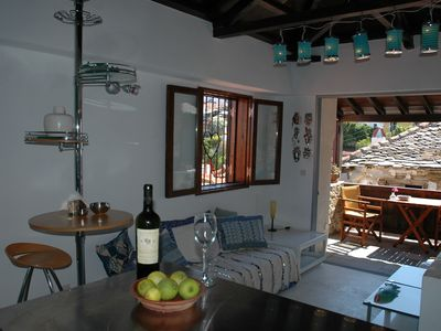Photo for 1BR Townhome Vacation Rental in Skopelos
