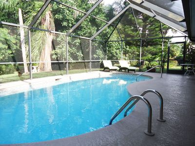 Photo for Remodeled Pool Home in Bonita Shores minutes from the Beach