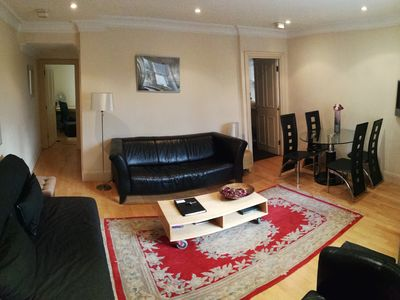 Photo for Self Contained Luxury Apartment  for 4 People -  Double Bed and King Sofa Bed