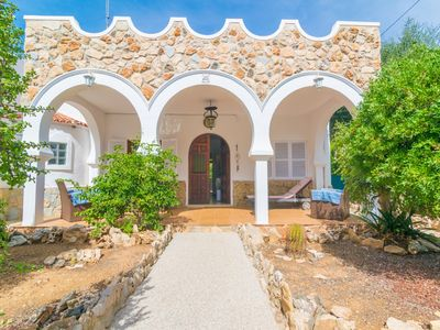 Photo for SOL I VENT - Chalet for 8 people in Cala Llombards.
