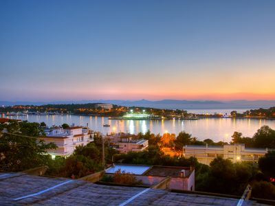 Photo for Panoramic Sea View Modern Apartment in Vouliagmeni