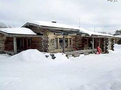Photo for Vacation home Saapungin lomat / suvituuli in Kuusamo - 8 persons, 3 bedrooms