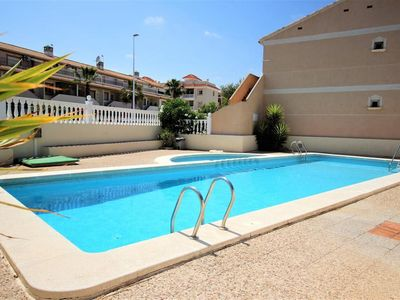 Photo for Best House Dalias: Apartment with roof terrace, garden and wifi, close to the sea