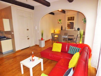 Photo for Béziers-Superb apartment-130m Historic center & 15km from the beaches